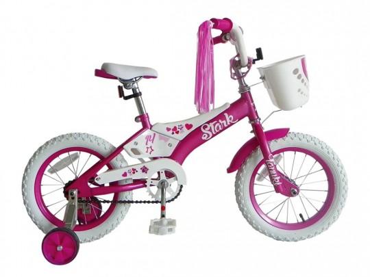 Детский велосипед Stark Tanuki 14 (2015)