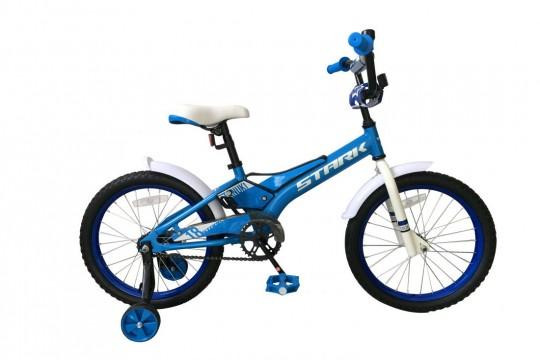 Детский велосипед Stark Tanuki 18 Boy (2019)