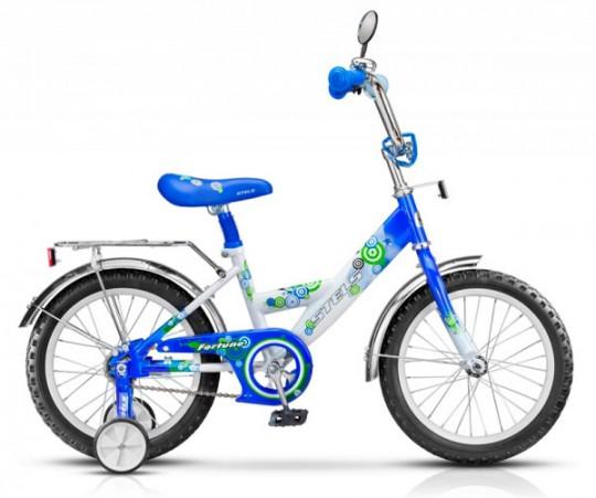 Детский велосипед Stels Fortune 16 (2013)