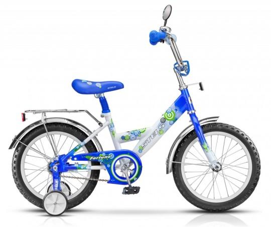 Детский велосипед Stels Fortune 16 (2014)