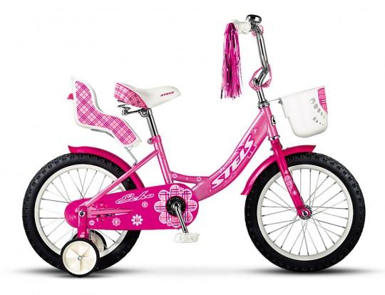 Детский велосипед Stels Echo 16 (2013)