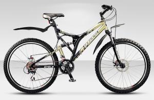 Велосипед двухподвес Stels CHALLENGER Disc (2013)