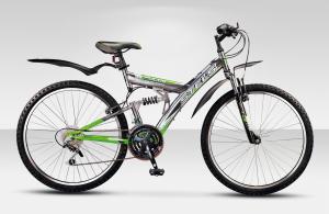 Велосипед двухподвес Stels FOCUS 18 CK (2013)