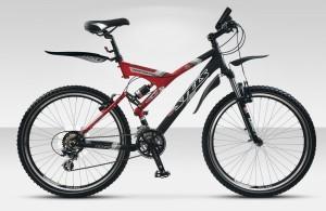 Велосипед двухподвес Stels Navigator (2013)