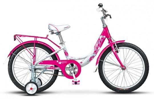 Детский велосипед Stels Pilot 210 Girl (2014)