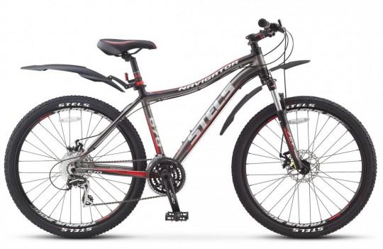 Горный велосипед Stels Navigator 670 MD (2016)