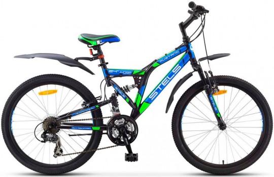 Подростковый велосипед Stels Mustang 24 V (2016)