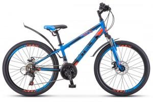 Подростковый велосипед Stels Navigator 450 MD 24 (2018)