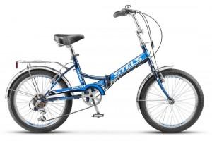 Складной велосипед Stels Pilot 450 20 (2018)