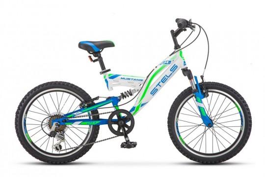 Детский велосипед Stels Mustang MD 20 V010 (2019)