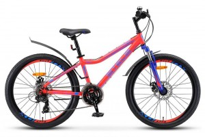 Подростковый велосипед Stels Navigator 410 MD 21-sp V010 (2019)