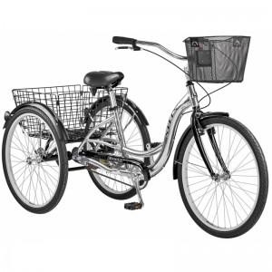 Трехколесные грузовые велосипеды