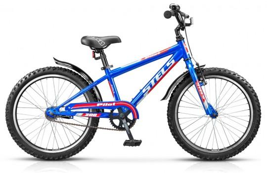 Детский велосипед Stels Pilot 200 Boy (2012)