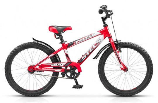 Детский велосипед Stels Pilot 200 Boy (2014)