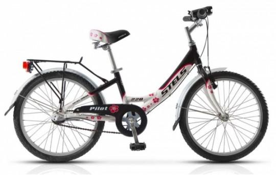 Детский велосипед Stels Pilot 220 Girl 20 (2012)