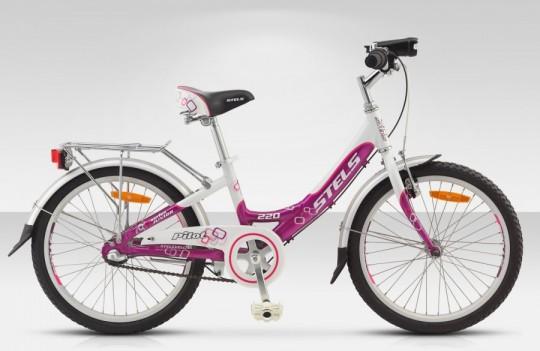 Детский велосипед Stels Pilot 220 Girl 20 (2014)