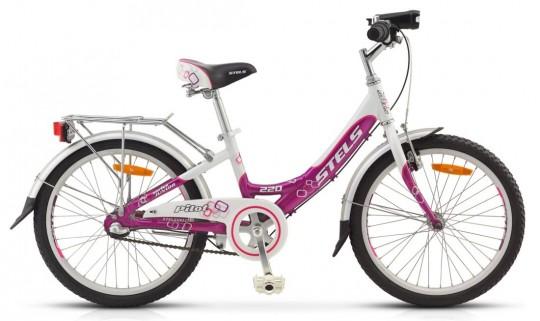 Детский велосипед Stels Pilot 220 Girl 20 (2015)