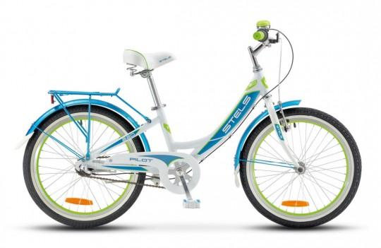Детский велосипед Stels Pilot 220 Girl 20 (2016)