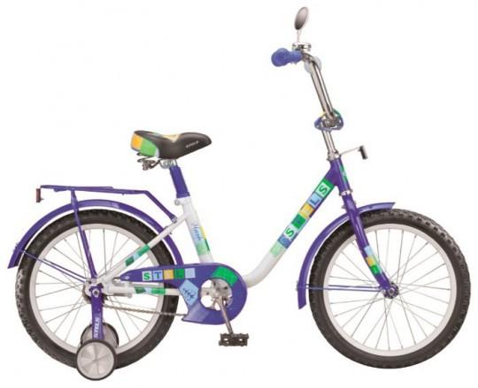Детский велосипед Stels Flash 14 (2017)