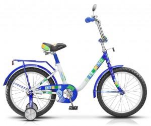 Детский велосипед Stels Flash 16 (2017)