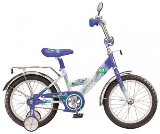Детский велосипед Stels Fortune 16 (2017)