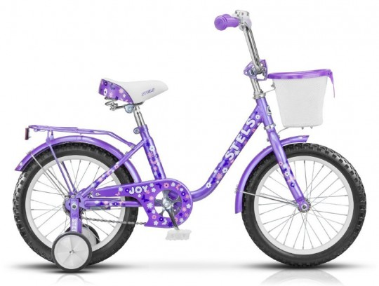 Детский велосипед Stels Joy 16 (2017)