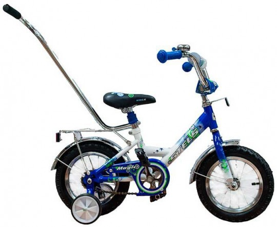 Детский велосипед Stels Magic 14 (2017)