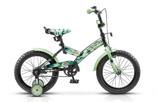 Детский велосипед Stels Pilot 150 16 (2017)