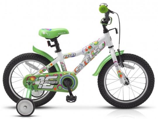 Детский велосипед Stels Pilot 180 16 (2017)