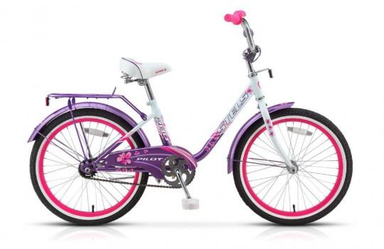 Детский велосипед Stels Pilot 200 Girl (2017)