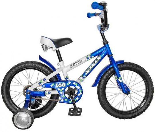 Детский велосипед Stels Pilot 160 18 (2017)