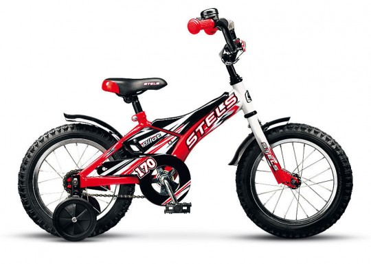 Детский велосипед Stels Pilot 170 14 (2017)