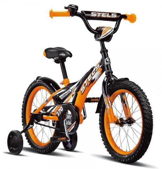 Детский велосипед Stels Pilot 170 16 (2017)
