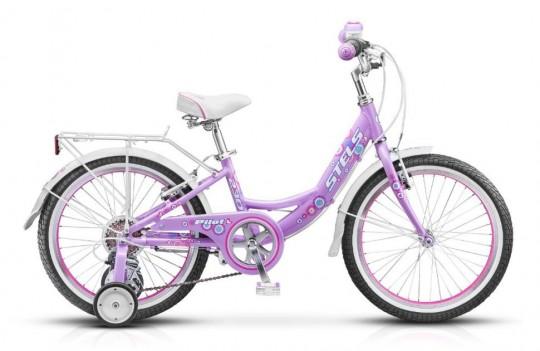 Детский велосипед Stels Pilot 230 Girl (2017)