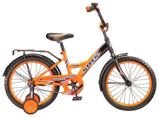 Детский велосипед Stels Talisman Black 16 (2017)