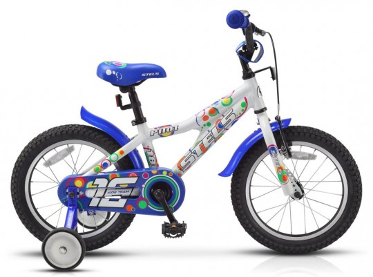Детский велосипед Stels Pilot 180 16 (2016)