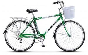 Дорожный велосипед Stels Navigator 370 Gent (2017)