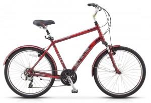 Дорожный велосипед Stels Navigator 170 Gent (2016)