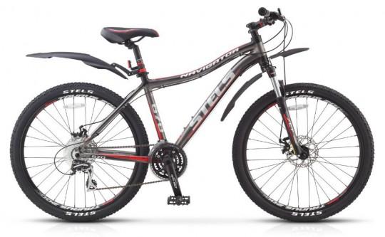 Горный велосипед Stels Navigator 670 MD (2017)