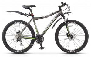 Горный велосипед Stels Navigator 690 MD (2017)