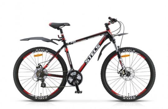 Горный велосипед Stels Navigator 730 MD 27.5 (2017)