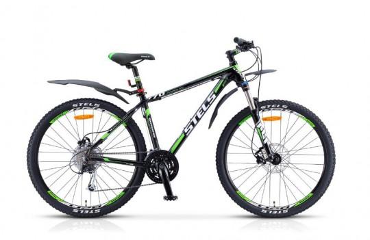 Горный велосипед Stels Navigator 770 D 27.5 (2017)