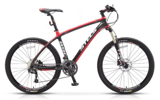 Горный велосипед Stels Navigator 890 D 26 (2017)