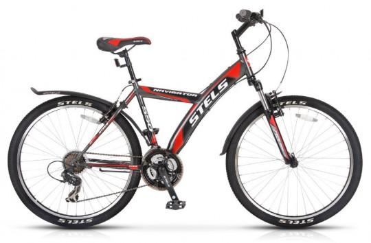 Горный велосипед Stels Navigator 550 V 26 (2017)