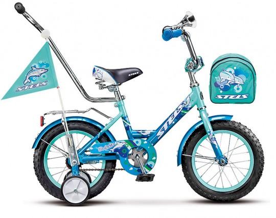Детский велосипед Stels Dolphin 12 (2013)