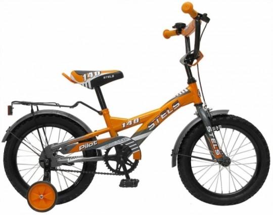 Детский велосипед Stels Pilot 140 16 (2014)