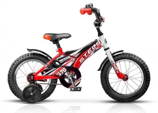 Детский велосипед Stels Pilot 170 14 (2013)