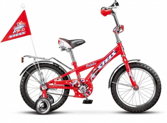 Детский велосипед Stels Dolphin 16 (2013)