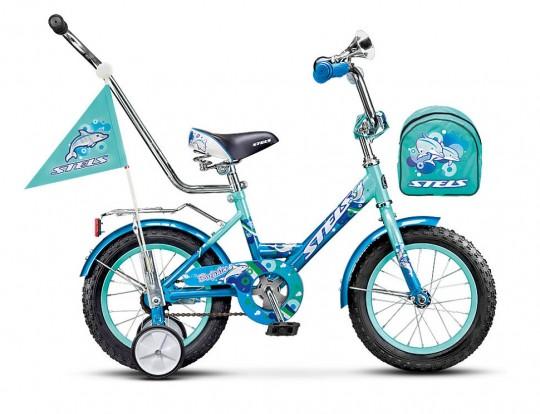 Детский велосипед Stels Dolphin 16 (2014)