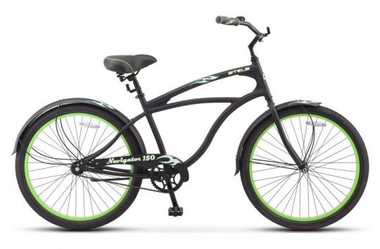 Круизер велосипед Stels Navigator 150 Gent 1 sp (2015)